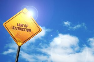 Law of Attraction resources - sign